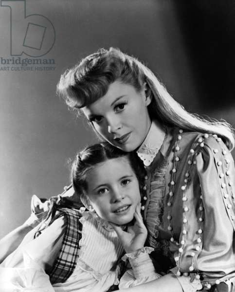 Le chant du Missouri Meet Me in Saint Louis de VincenteMinnelli avec Margaret O'Brien, Judy Garland, 1944