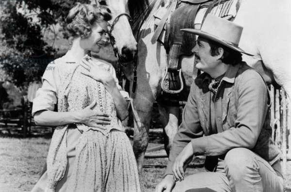 Le fidele vagabond de RobertStevenson avec Dorothy McGuire et Fess Parker 1957