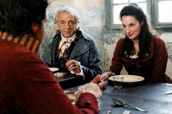 Sade de BenoitJacquot avec Jean Pierre Cassel et Jeanne Balibar, 2000