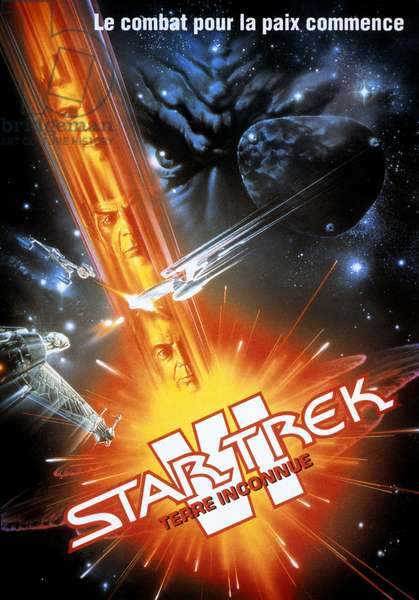 Star Trek 6 : Terre inconnue (Star Trek VI: The Undiscovered Country) de Nicholas Meyer 1991