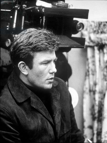 English director and Actor Albert Finney in 1968