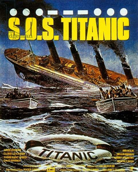S.O.S. Titanic de William Hale avec David Janssen et Cloris Leachman 1979