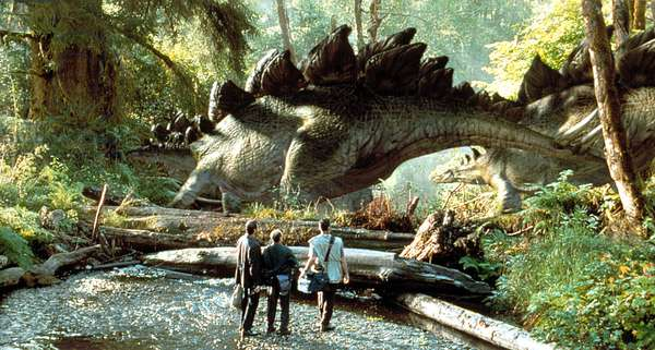 Le Monde perdu : Jurassic Park The Lost World Jurassic Park 2 de Steven Spielberg avec Jeff Goldblum, Richard Schiff, Vince Vaughn, 1997 (d'apres MichaelCrichton)