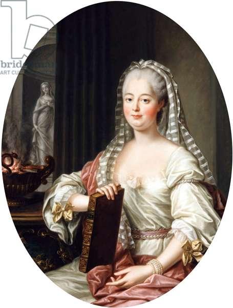 Jeanne Antoinette Poisson, Madame de Pompadour, c.1763