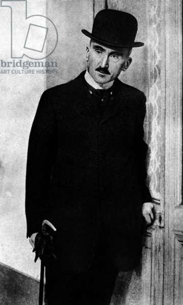 Henri Bergson (1859-1941) French philosopher
