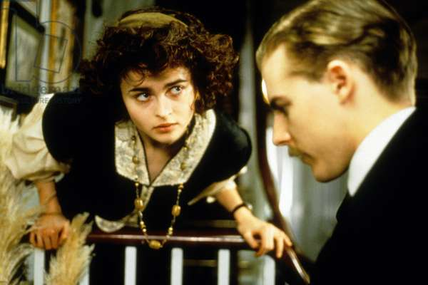 HOWARDS END (Retour a Howards End) de James Ivory avec Helena Bonham Carter, Sam West, 1992