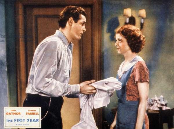 Howard avec Charles Farrell et Janet Gaynor 1932