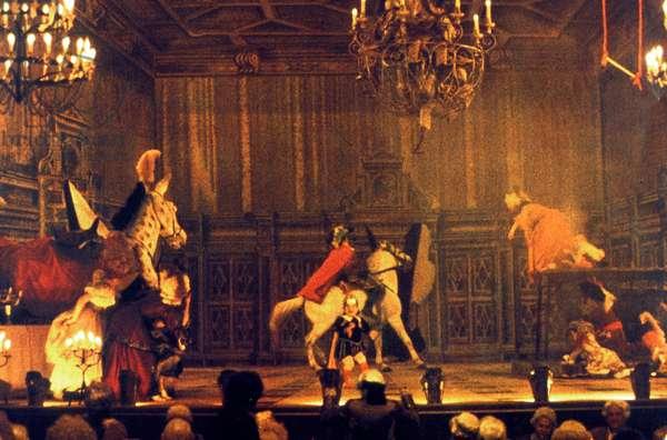 Amadeus de MilosForman avec 1984