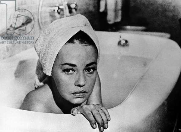 La notte de MichelAnge Antonioni avec Jeanne Moreau, 1961