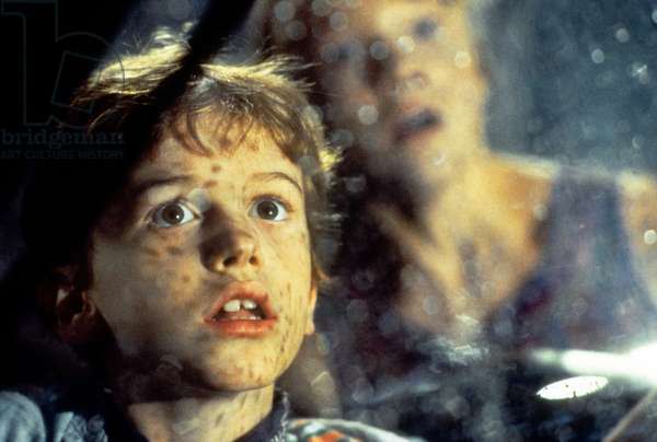 Jurassic Park de StevenSpielberg avec Joseph Mazzello 1993 (d'apres MichaelCrichton)