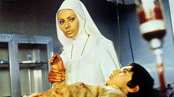 Une bonne planque White sister de Alberto Lattuada avec Sophia Loren 1972