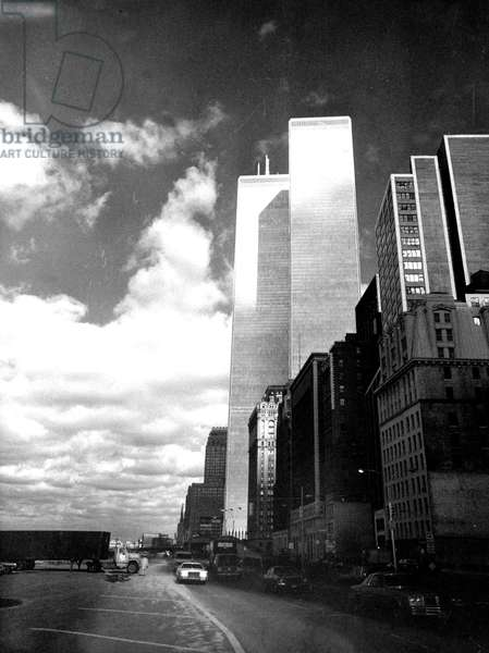 Twin Towers, World Trade Center (WTC), New York