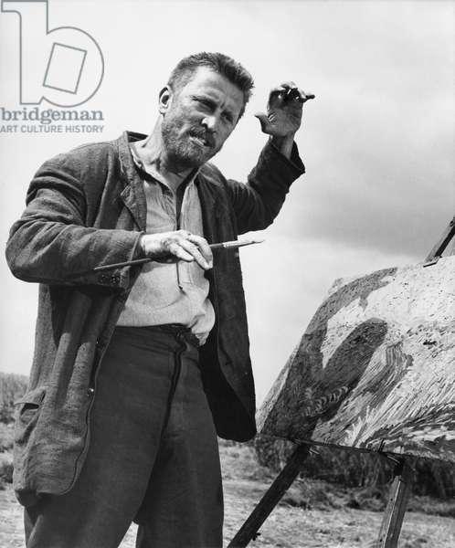 La vie passionnee de Vincent van Gogh ( Lust for Life ) de Vincente Minnelli avec Kirk Douglas, 1956