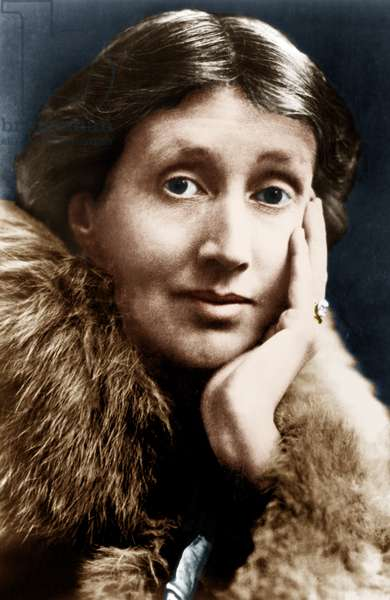 Virginia Woolf (1882-1941) English novelist, c. 1930