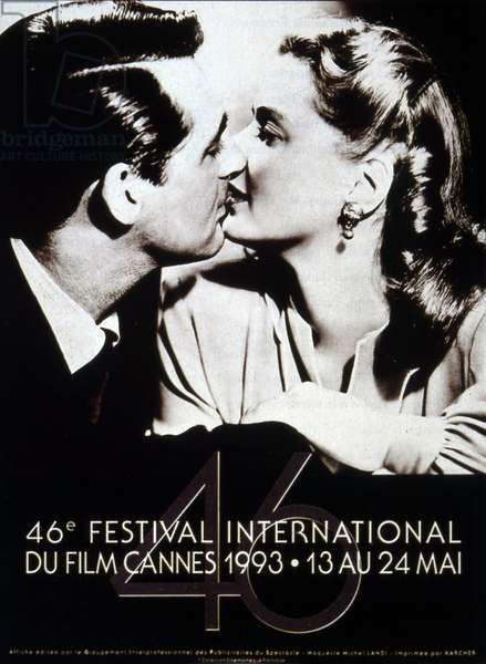 Poster of the 46th Cannes International Film Festival in 1993