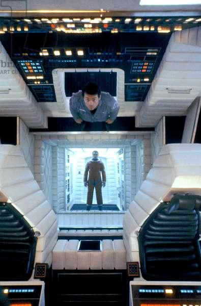 2001 l'Odyssee de l'Espace 2001 A Space Odyssey de Stanley Kubrick avec Gary Lockwood, Kier Dullea, 1968