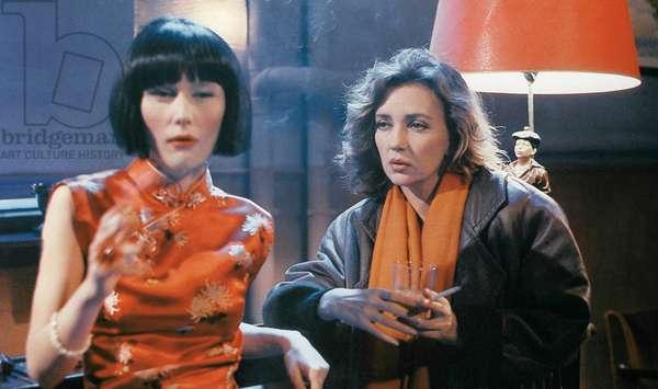 Poker de Catherine Corsini avec Caroline Cellier, 1988