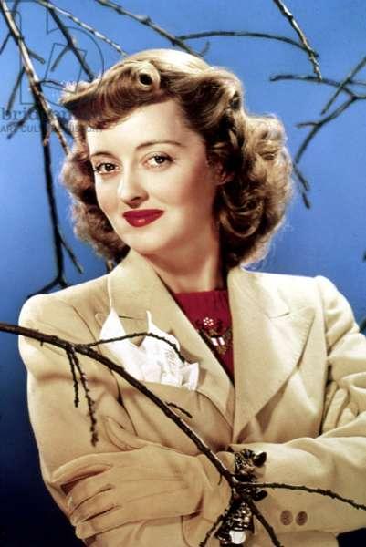 American Actress Bette Davis (1908-1989) in 1942