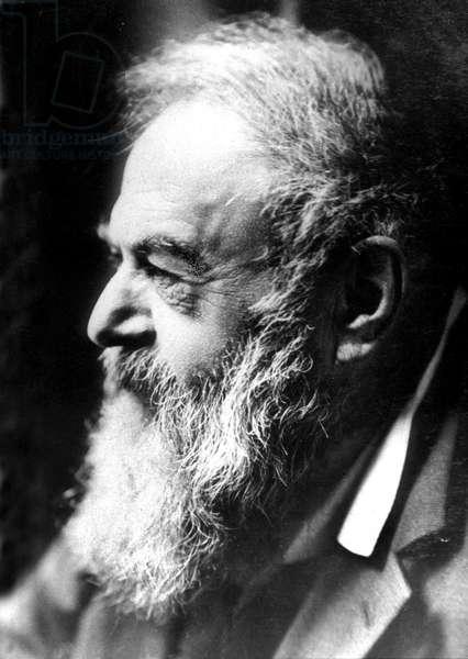 Tristan Bernard (1866-1947) French playwright here c. 1945
