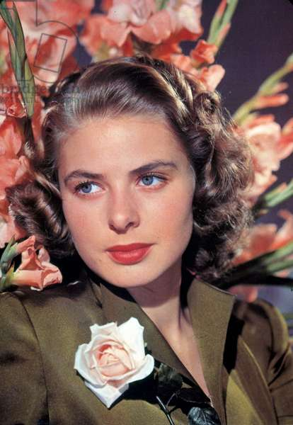 Ingrid Bergman 1942