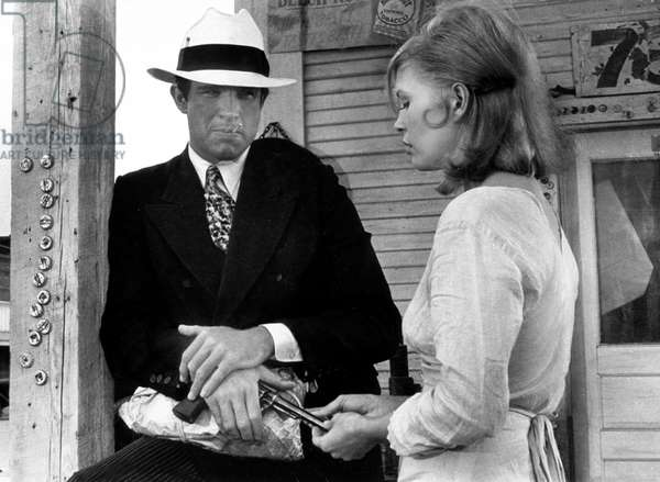 Bonnie and Clyde de ArthurPenn avec Warren Beatty et Faye Dunaway 1967