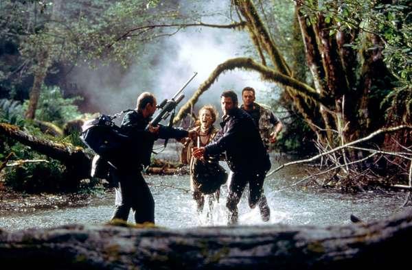Le Monde perdu : Jurassic Park THE LOST WORLD: JURASSIC PARK 2 de Steven Spielberg avec Julianne Moore, Jeff Goldblum, Vince Vaughn, 1997
