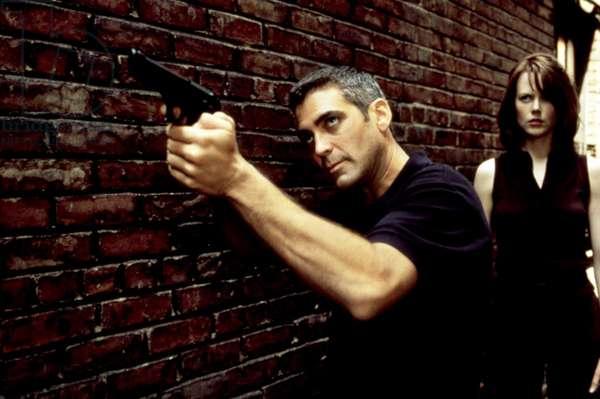 Le Pacificateur The Peacemaker de MimiLeder avec George Clooney, Nicole Kidman, 1997