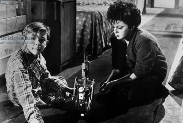 Un enfant attend ( A Child Is Waiting ) de John Cassavetes avec Judy Garland 1963