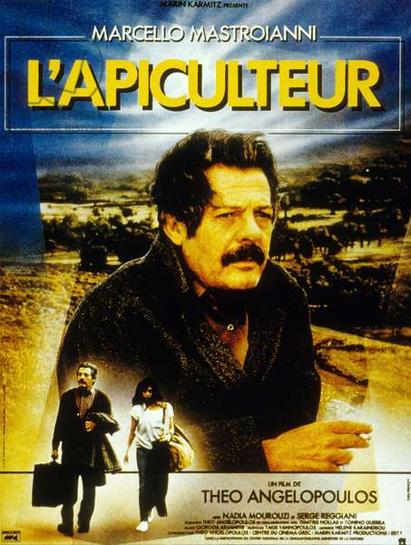 L'Apiculteur de Theo Angelopoulos avec Marcello Mastroianni, 1986