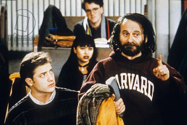 With Honnor de AleKeshishian avec Joe Pesci et Brendan Fraser 1994