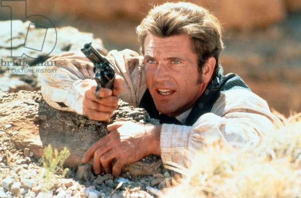 Mel Gibson dans le film Maverick de Richard Donner 1994