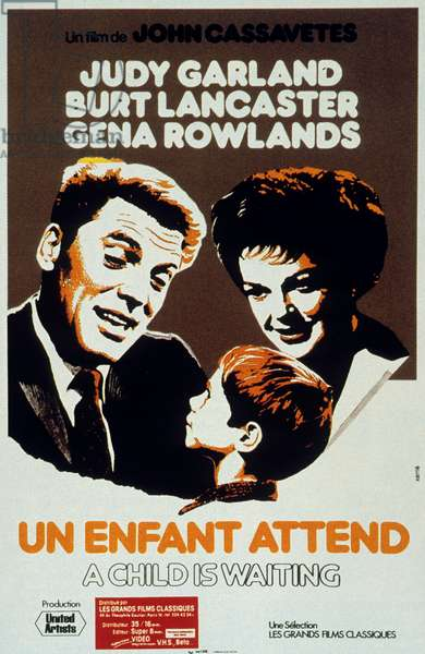 Un enfant attend ( A Child Is Waiting ) de John Cassavetes avec Burt Lancaster Judy Garland et Gena Rowlands 1963