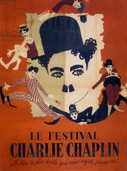 Charlie Chaplin Festival de Charles Chaplin avec Charles Chaplin 1938