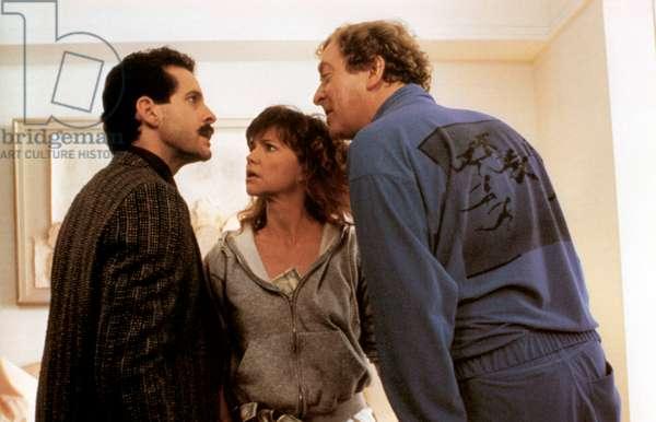 Cordes et Discordes (Surrender) de Jerry Belson avec Steve Guttenberg, Sally Field et Michael Caine 1987