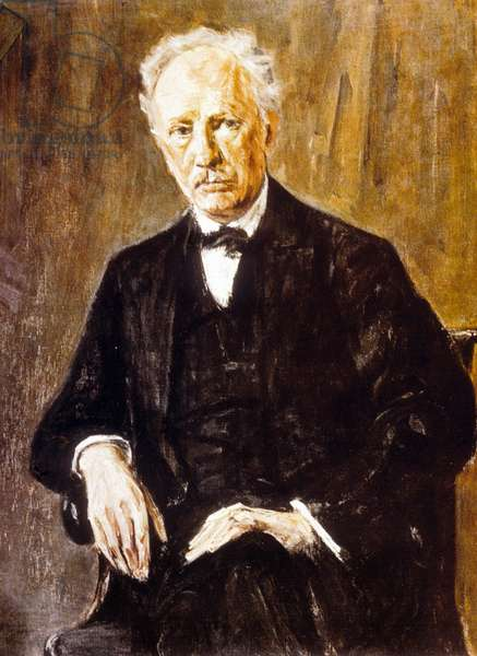 Richard Strauss (1864-1949) German composer and conductor