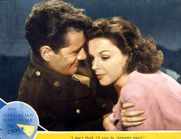 L'Horloge (The clock) de Vincente Minnelli avec Judy Garland, Robert Walker 1945