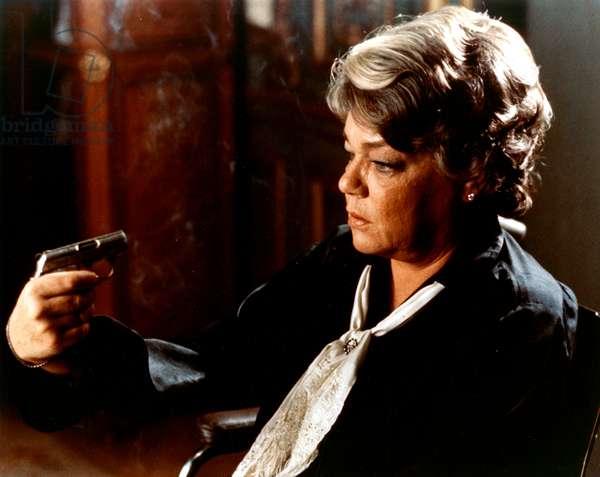 Police Python 357 de AlainCorneau avec Simone Signoret 1976