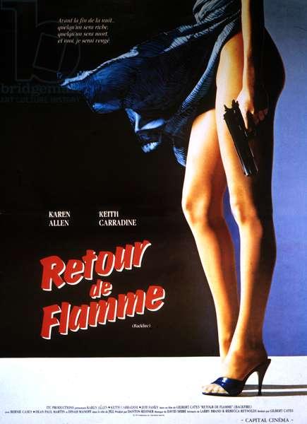 black fire Retour de flamme de Gilbert Cates 1987