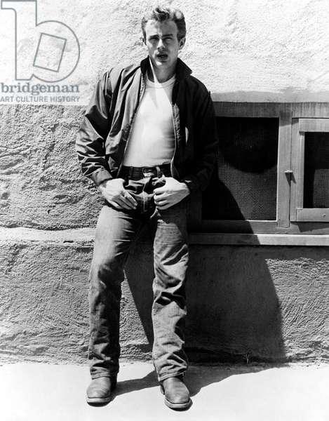 La Fureur de Vivre REBEL WITHOUT A CAUSE de Nicholas Ray avec James Dean, 1955