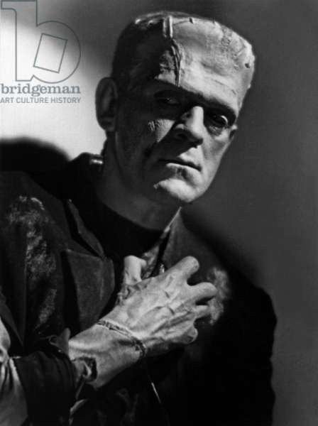 Frankenstein de James Whale avec Boris Karloff en 1931