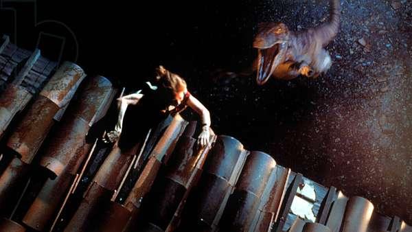 Le Monde perdu : Jurassic Park LOST WORLD : JURASSIC PARK II 2 de Steven Spielberg avec Julianne Moore, 1997