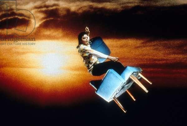 Moonwalker de Jerry Kramer et Jim Blashfield avec Michael Jackson 1988