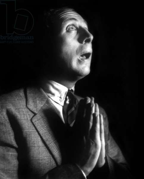 French Singer Charles Trenet (1913-2001) c.1947