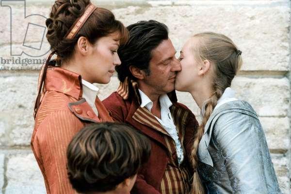 Sade de BenoitJacquot avec Daniel Auteuil (dans le role du marquis de Sade) et Isild Le Besco, 2000.