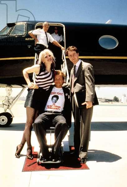 People VS. Larry Flynt by MilosForman with Courtney Love, Woody Harrelson, Edward Norton, 1996