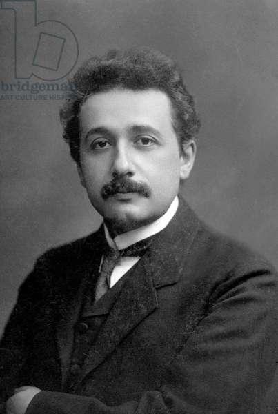 Albert Einstein (1879 -1955) swiss physicist (German born) in 1915