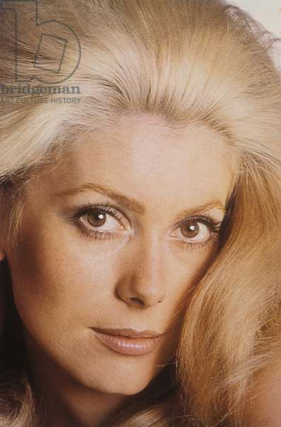 Catherine Deneuve en 1972