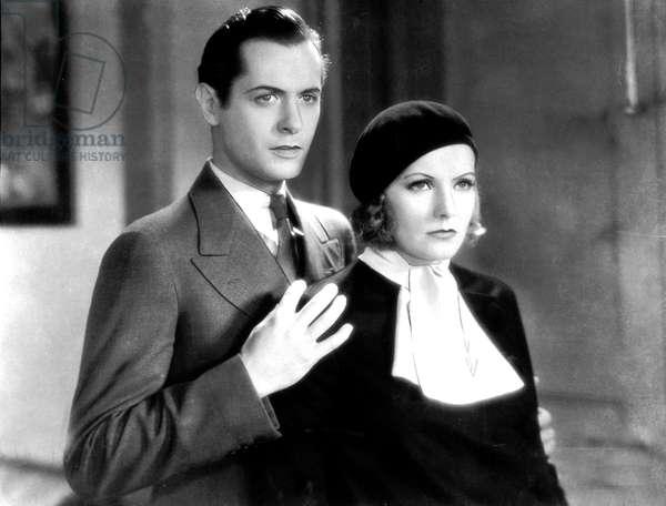 L'inspiratrice Inspiration de Clarence Brown avec Greta Garbo et Robert Montgomery 1931
