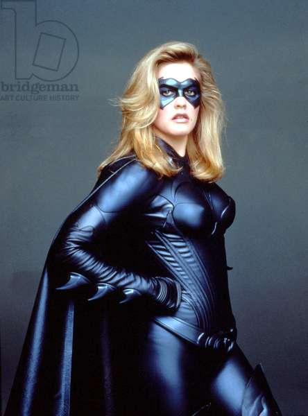 Batman et Robin de JoelSchumacher avec Alicia Silverstone dans le role de Batgirl 1997