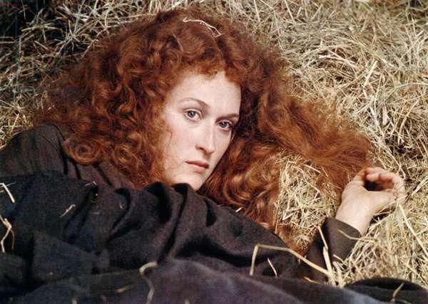 La maitresse du lieutenant francais The French Lieutenant's Woman de Karel Reisz avec Meryl Streep, 1981 (d'apres HaroldPinter)